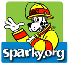 Sparky's Fire Page